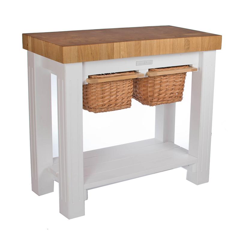 Farmhouse Modern Butcher Block Table