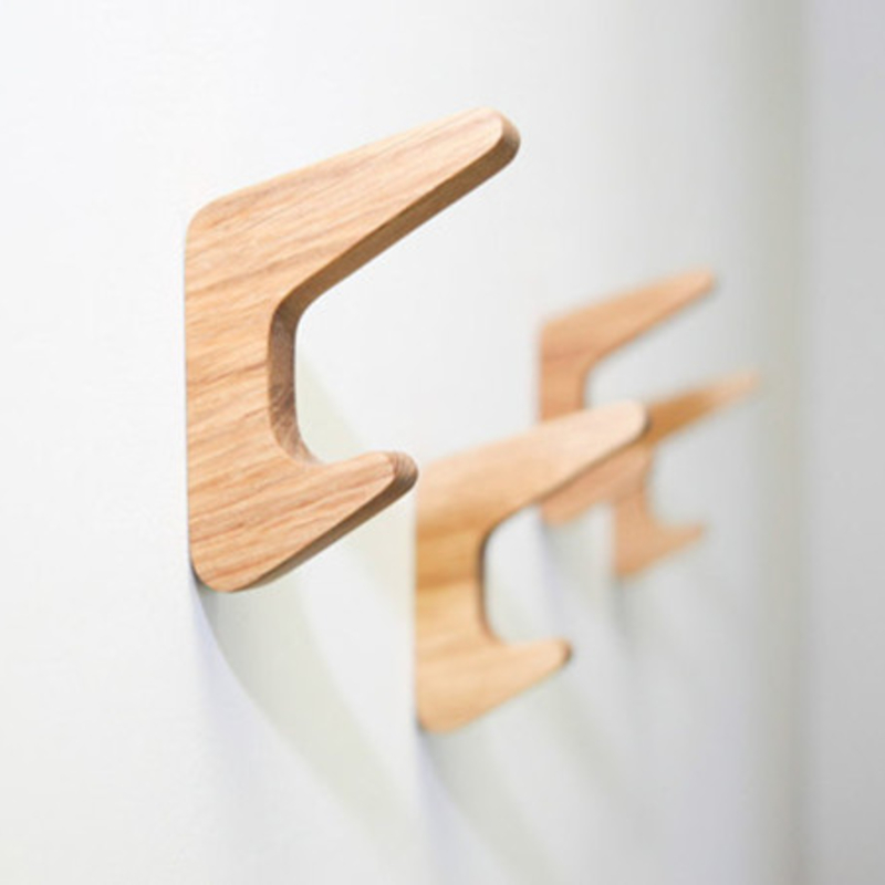 industrial wooden wood hanger coat crafts rack and woods rustic pinterest pin